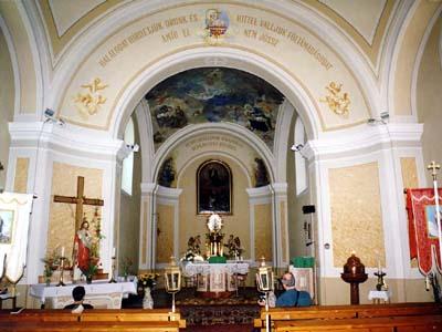dercsikai templom