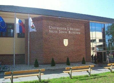 selye janos egyetem 1