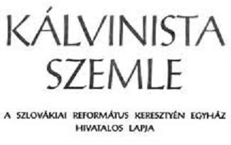 kalvinista szemle
