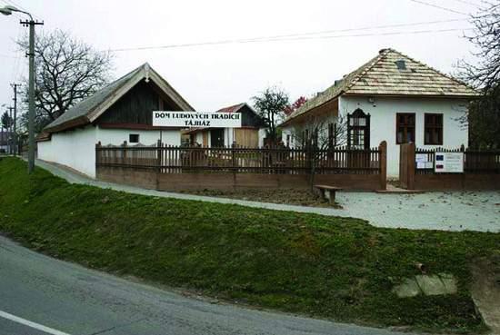 A szőgyéni tájház