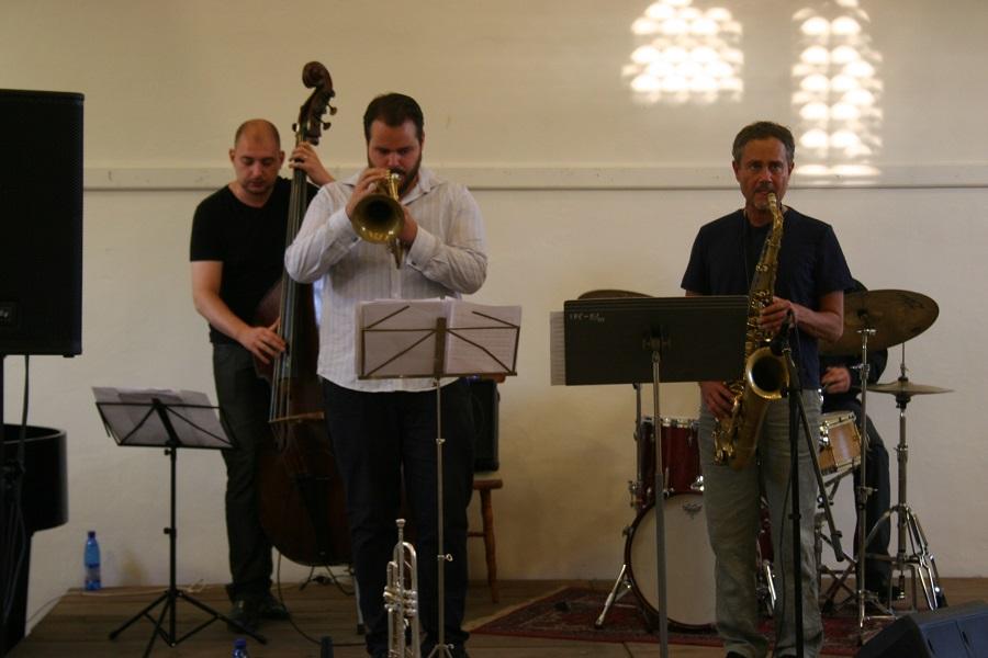 A Marián Ševčík Quartet