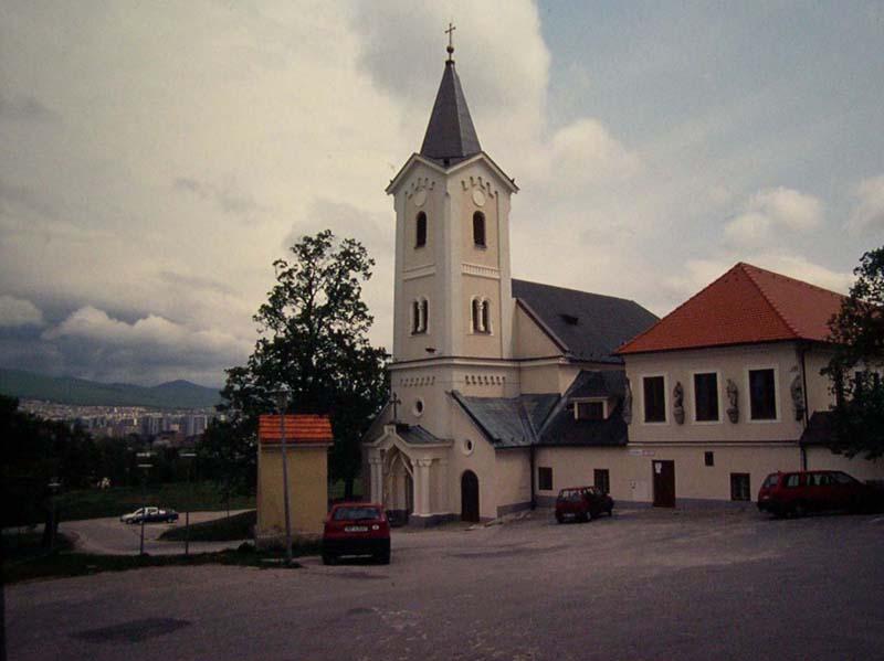 A Nagyboldogasszony templom