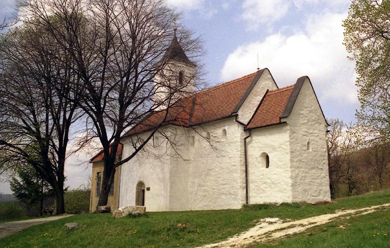A gímeskosztolányi Szent György templom