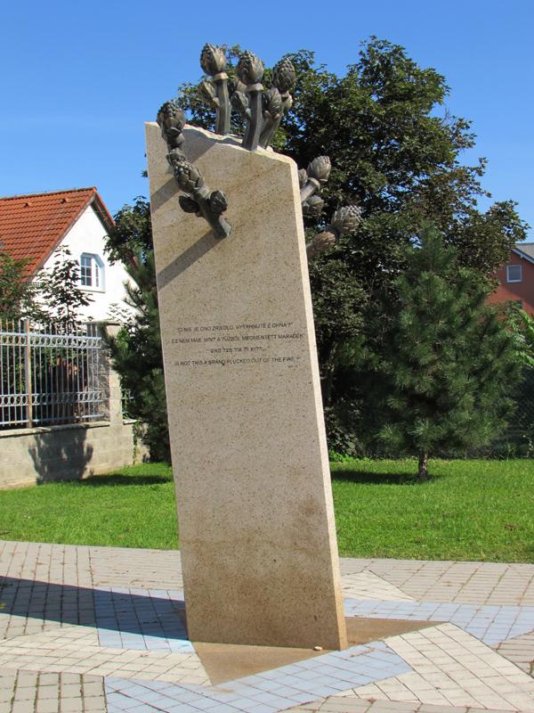 A Holokauszt-emlékmű