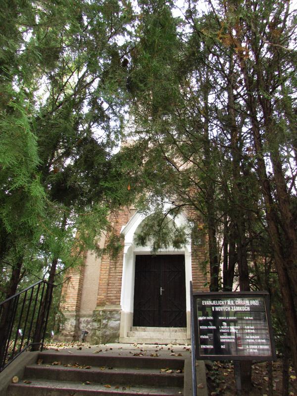 Az Evangélikus templom