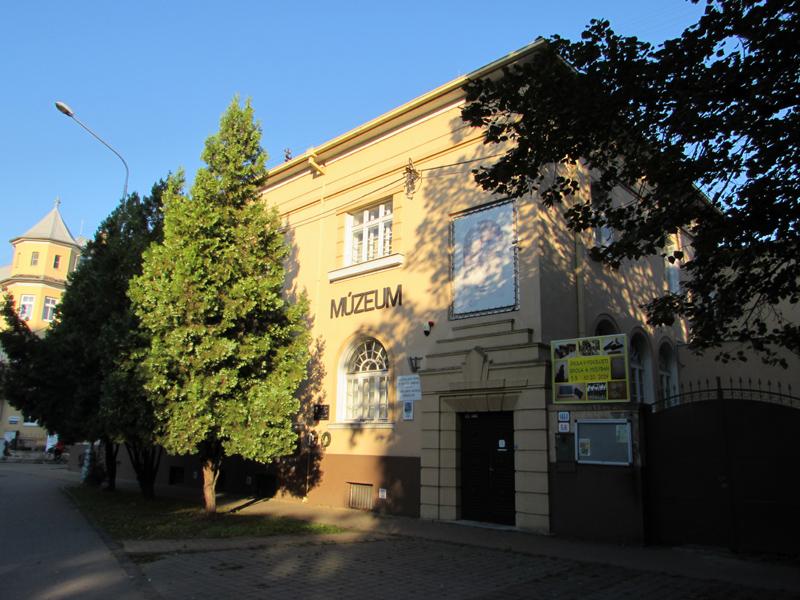 Thain János Múzeum