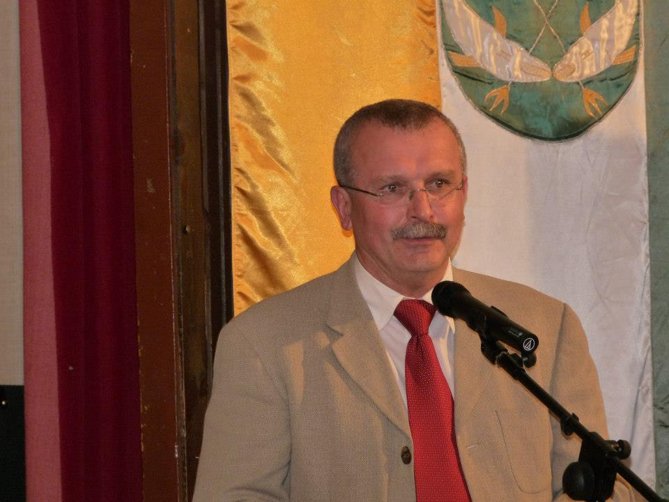Keszeg István Martos polgármestere
