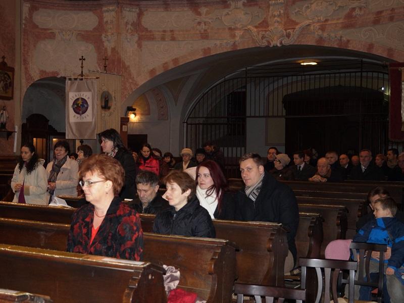 13 Nagyboldogasszony plébánia-templomban