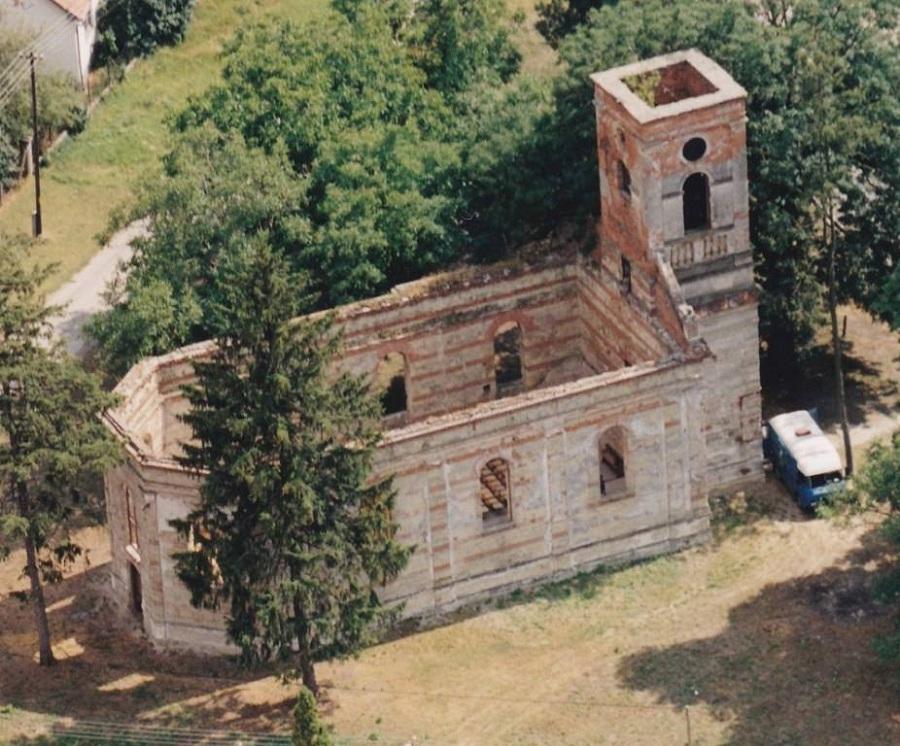 Hihetetlen változáson esett át a templom