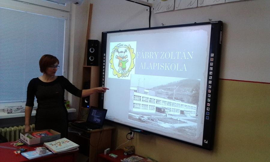 Az iskola bemutatása