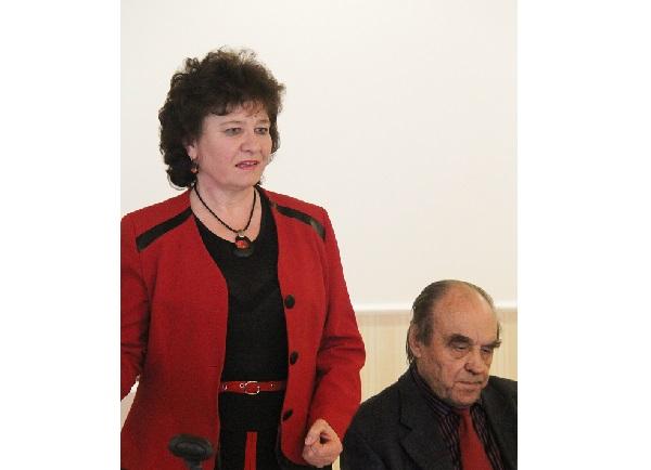 Csanaky Eleonóra és Duba Gyula