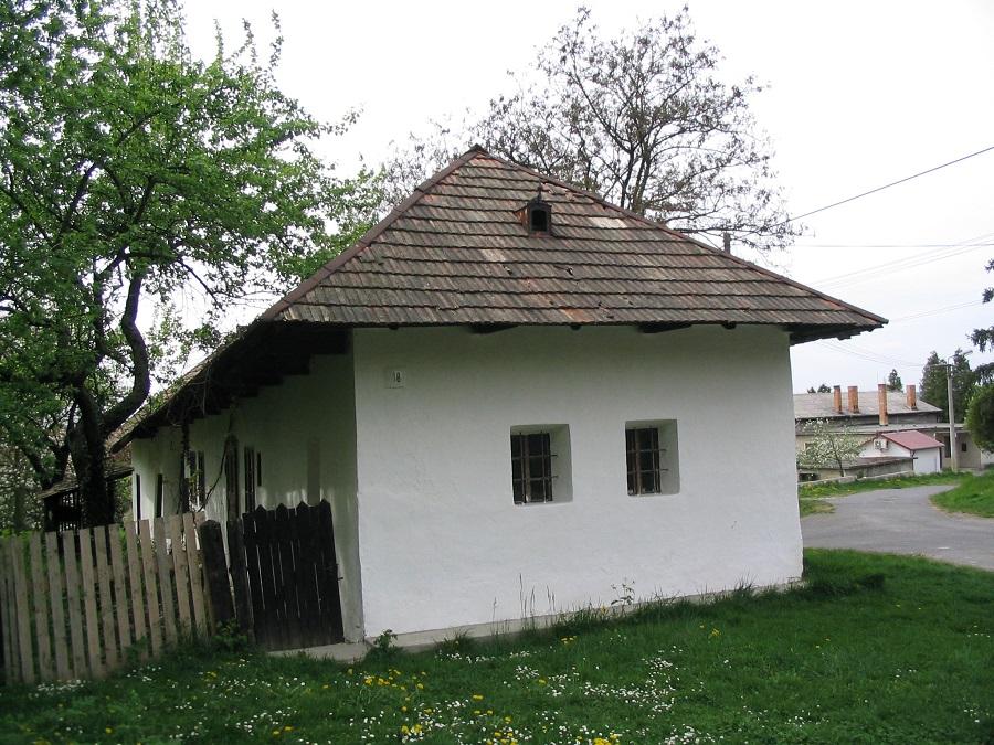51862 A garamsallói tájház. Csáky Károly felvétele 2007