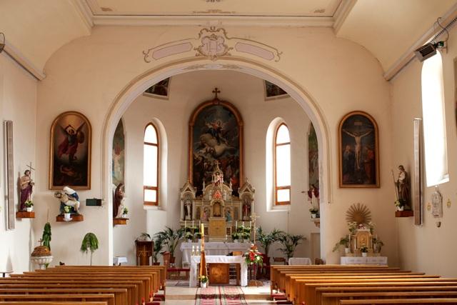 templom oltar