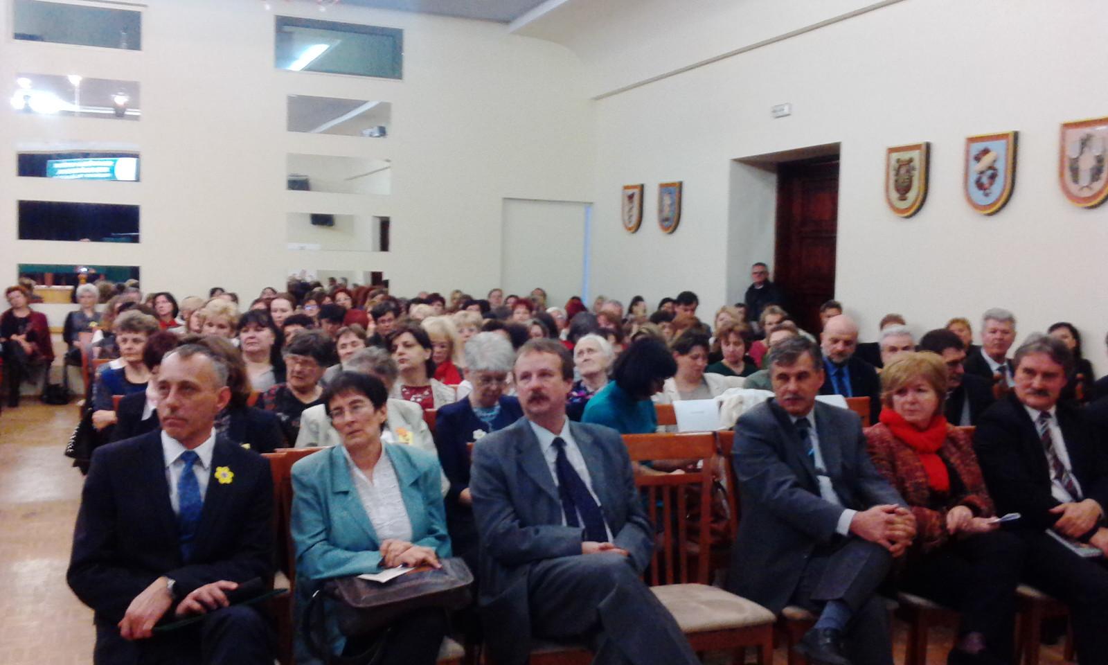A találkozón jelen volt Szesztay Ádám Kassai Főkonzul is