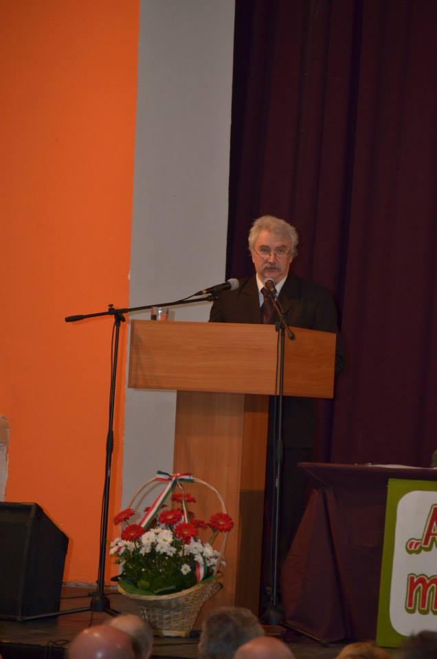 Köteles László a Csemadok alelnöke az MKP OE tagja
