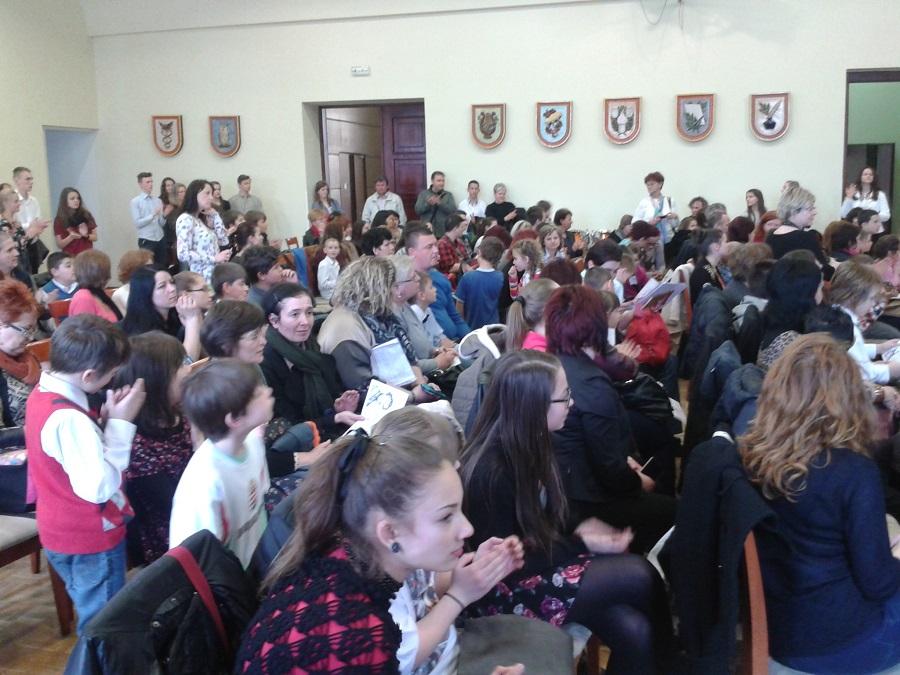Közönség és résztvevők