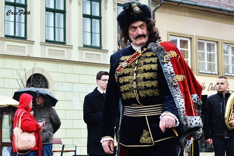 Megelevenedett II. Rákóczi Ferenc