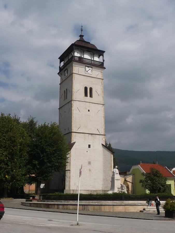 Rozsnyo - Ortorony