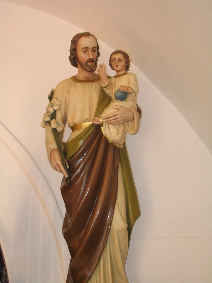 Szent József Kelenye.2007. Csáky K. felv