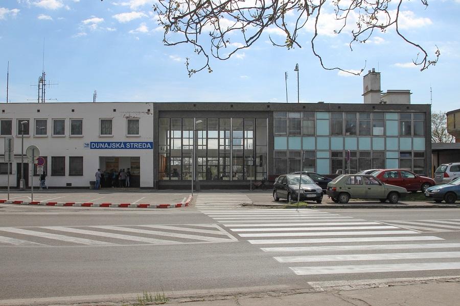 Dunaszerdahelyi kórház 1
