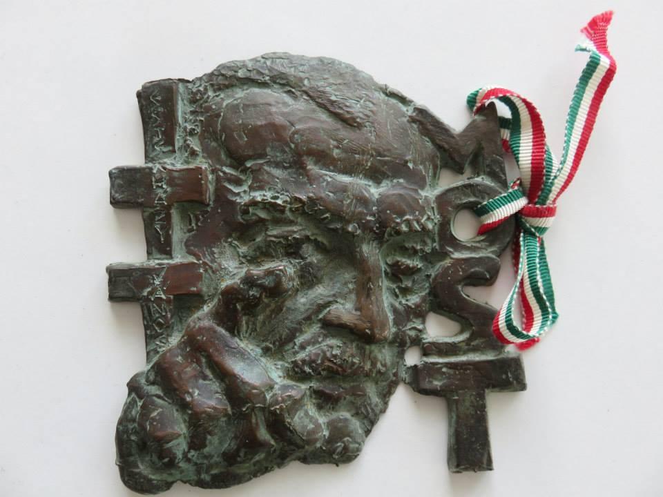 Esterházy emlékplakett