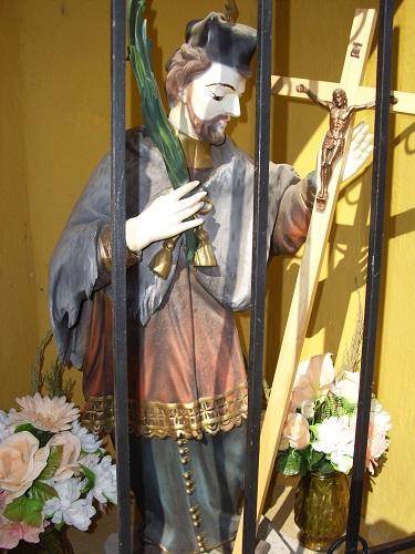 Az új szobor Szetén  2010