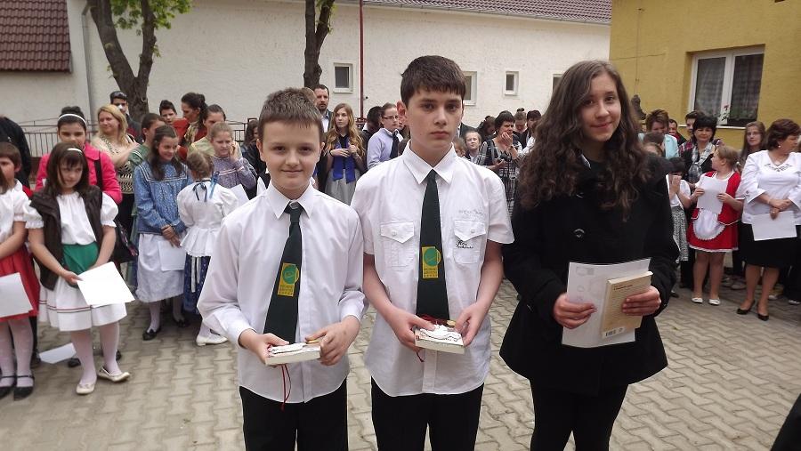 Madari csapat Műveltségi vetélkedő 3. helyezett