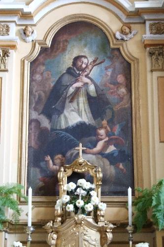 Nep.Szt.János oltárképe Szalatnyán 2006