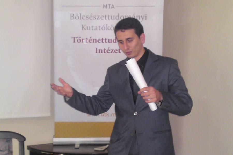 Tömösközi Ferenc