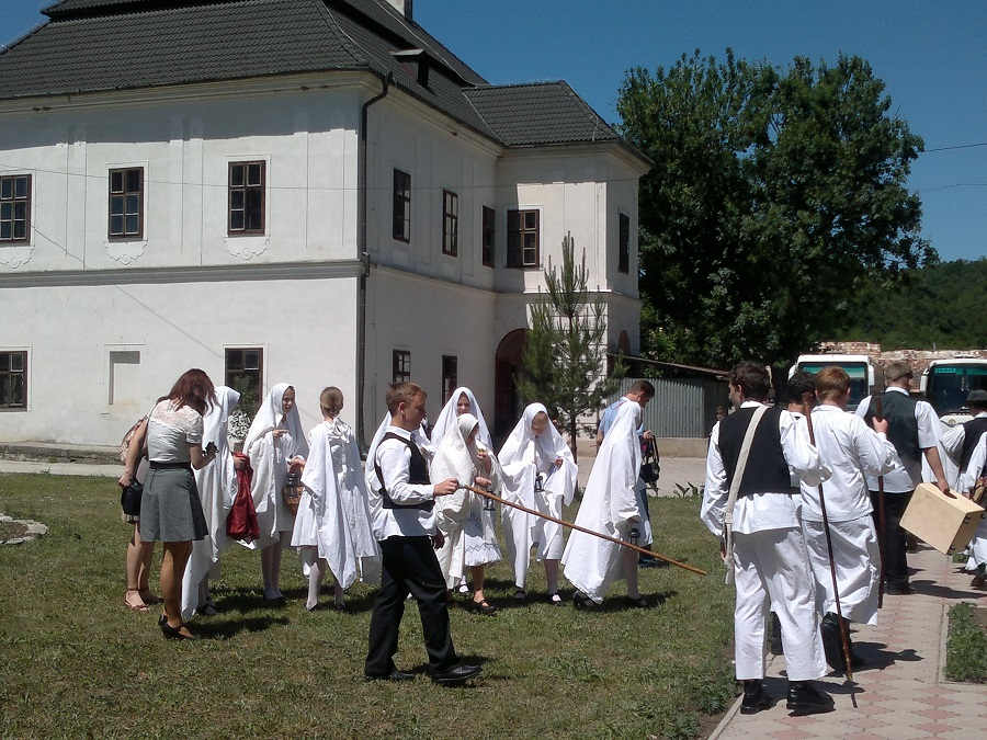 A rozsnyóiak a gömöri pásztorok hiedelemvilágát mutatták be