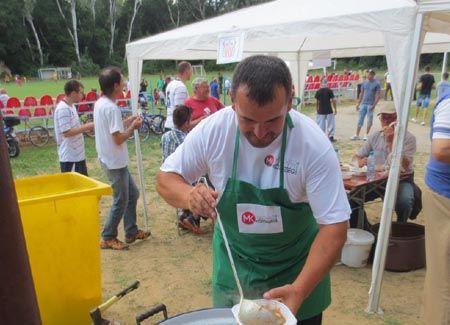 Bajcs - főzőverseny