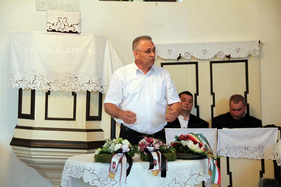 Demeter Zoltán országgyűlési képviselő