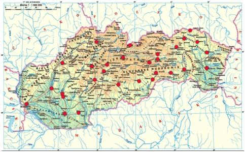 Szlovákia területén 1919 1928 között megsemmisítettet és megrongált magyar műemlékek