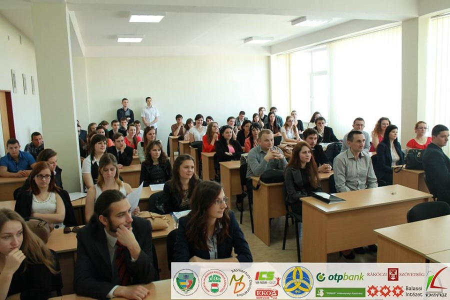 Tudományos konferencia az ungvári diáknapok keretében