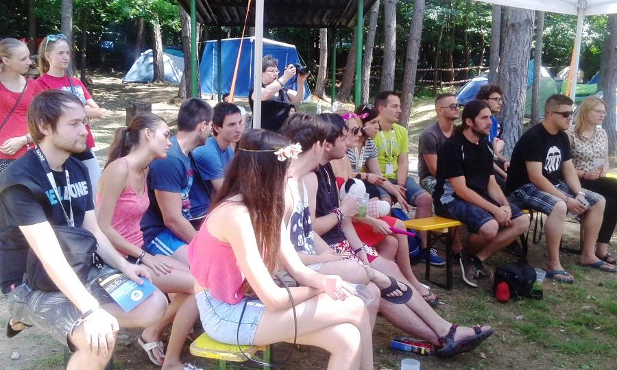 A program résztvevői