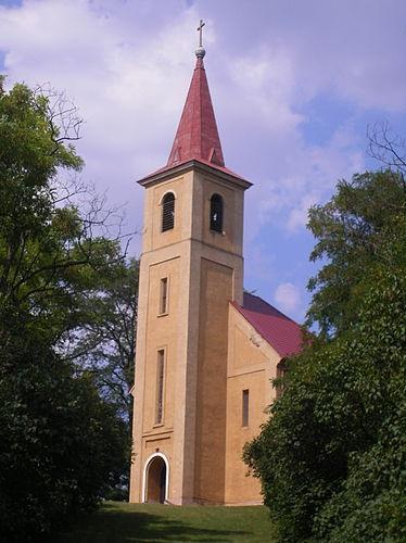 Kisgyarmati templom
