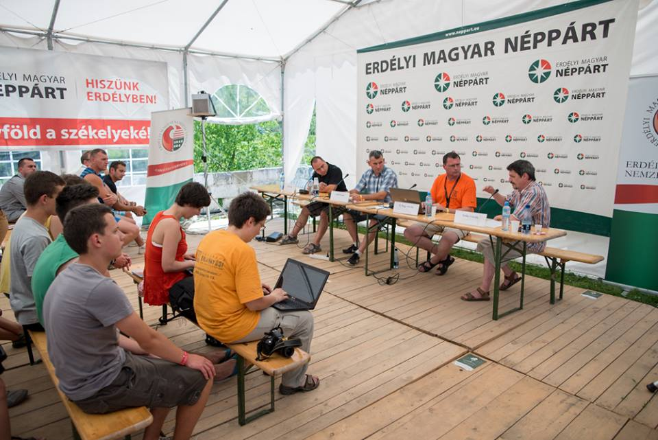 Magyar és roma közösségek együttélése