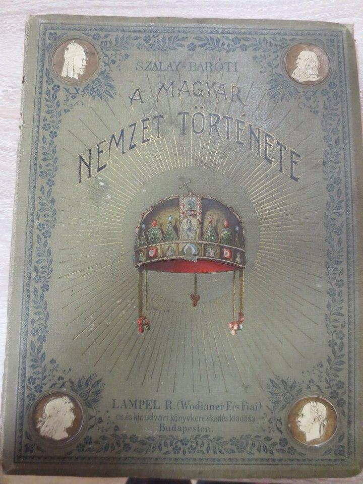 Magyarország története 19. század végi kiadásban