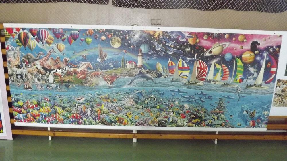 Puzzle kiállítás 2