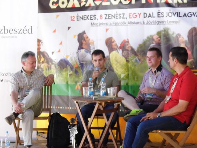 Salat Levente Horony Ákos Kovács Balázs Korhecz Tamás - az autonómia fórumon