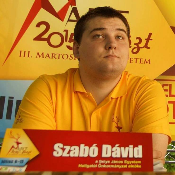 Szabó Dávid