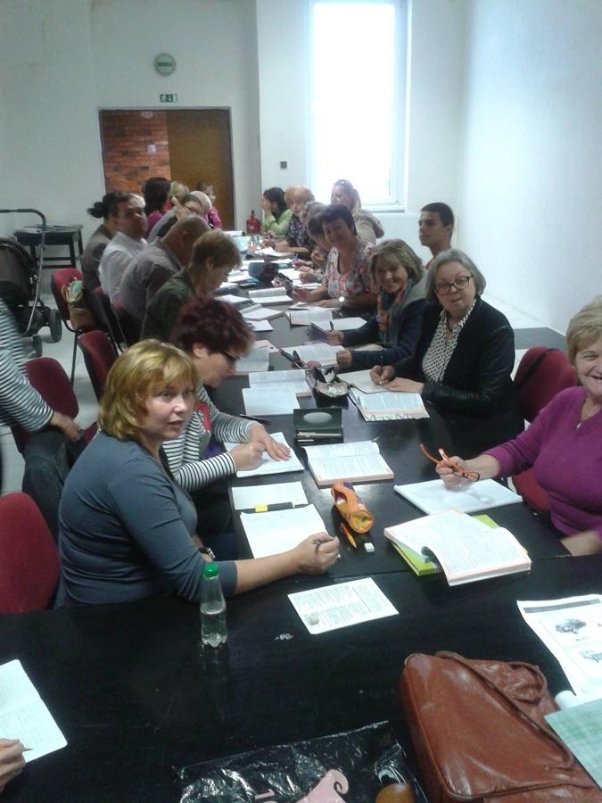 2014-es Magyar nyelv tanfolyam