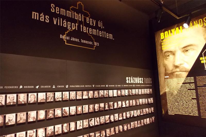 Mi magyarok kiállításon a tudósok