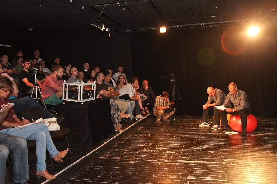 Nyitó társulati ülés - Komáromi Jókai Színház