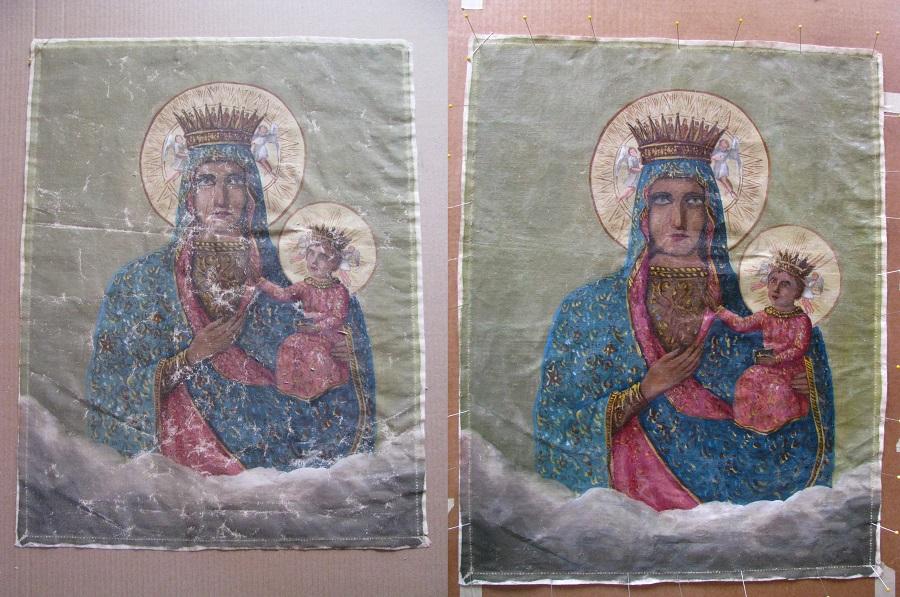 Szentképek előtt és utána 2