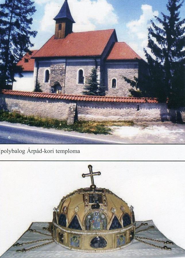 A Szent Korona ipolybalogi másolata- Csáky Károly 2007-ben megjelent könyvéből