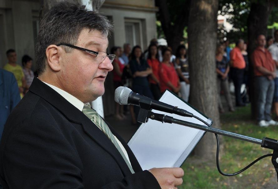 Dr. Zirig Ferenc iskolaigazgató