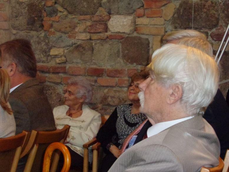 Ilonka néni és lánya Judit