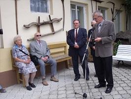 Juhász Gyula a Párkányi Városi Múzeum igazgatója