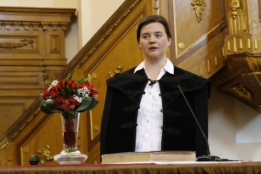 Mikos Annamária lelkésznő
